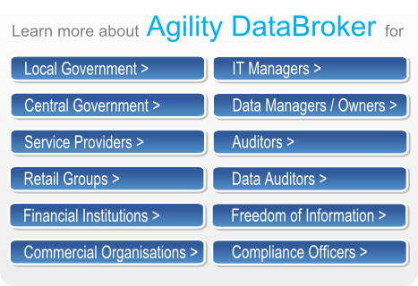 Learn more about Agility DataBroker
